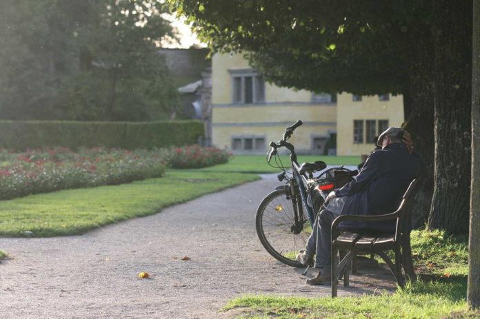 Czy seniorzy powinni być aktywni fizycznie